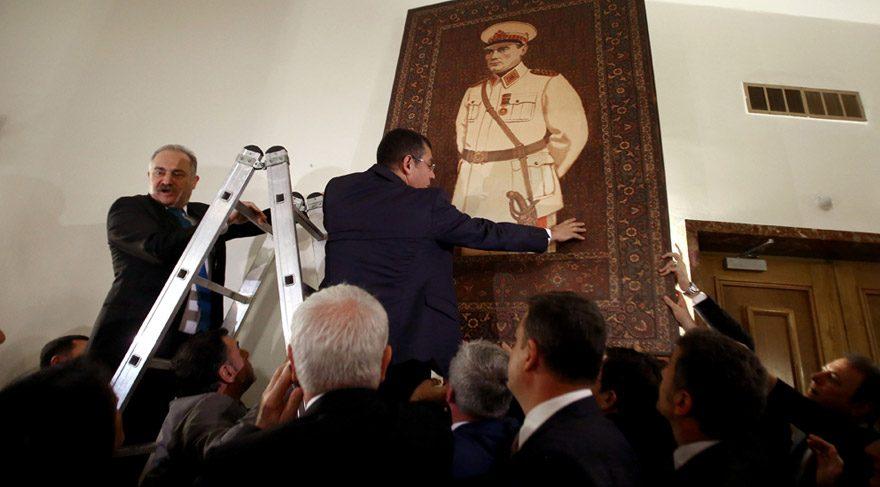 Meclis Başkanlığı'ndan Atatürk resmi açıklaması!