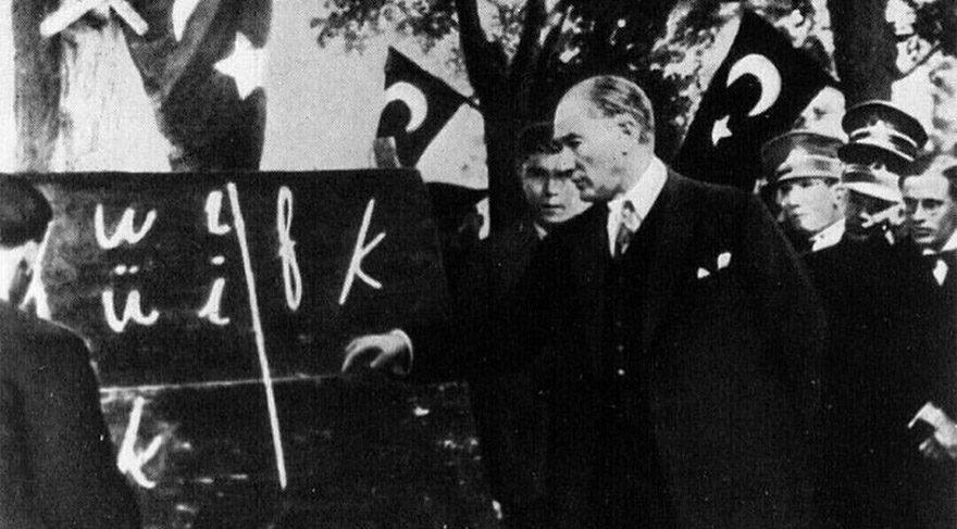 Tarihte Bugün: Harf Devrimi