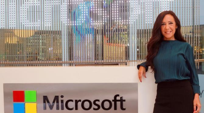 Microsoft'ta üst düzey atama