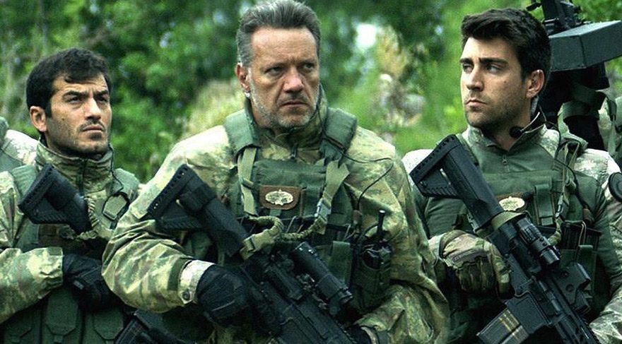 'Dağ 2' filminde rol alan iki asker şehit oldu