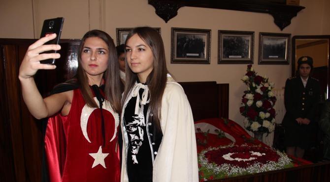 Trakya, büyük önder Mustafa Kemal Atatürk'ü andı