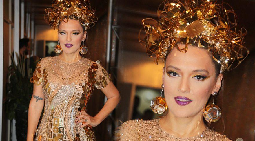 Demet Akalın, en iyi pop şarkıcısı sıralamasını açıkladı