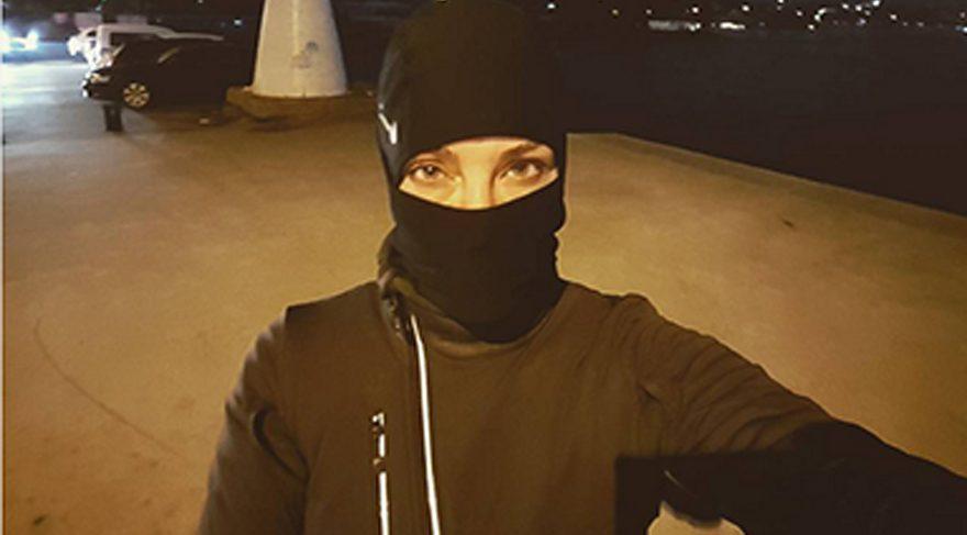 Ninja değil Deniz Akkaya