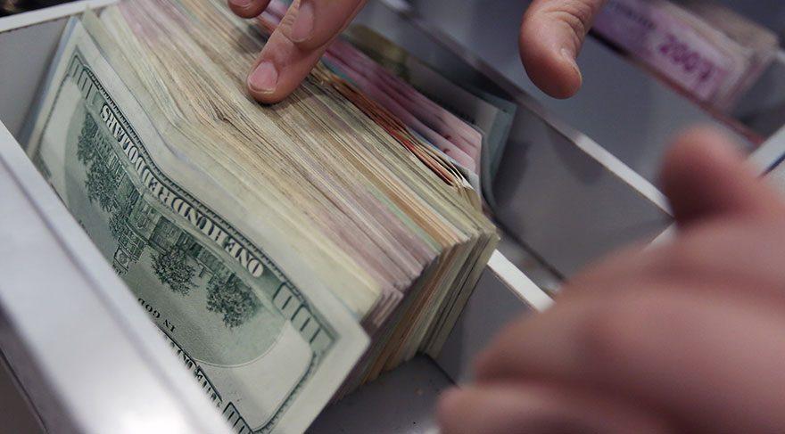 Merkez'in döviz rezervi 2.24 milyar dolar düştü