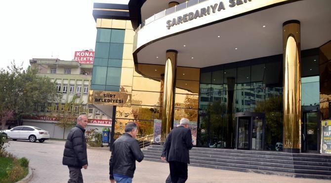 Siirt ve Tunceli belediyelerinde operasyon; başkanlar gözaltında (4)