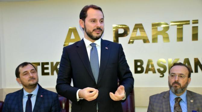 Bakan Albayrak, Tekirdağ'da açılışlar yaptı