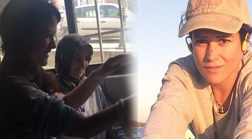 İş adamı Cem Boyner'in kızı Elif Boyner tandır hamuru açtı