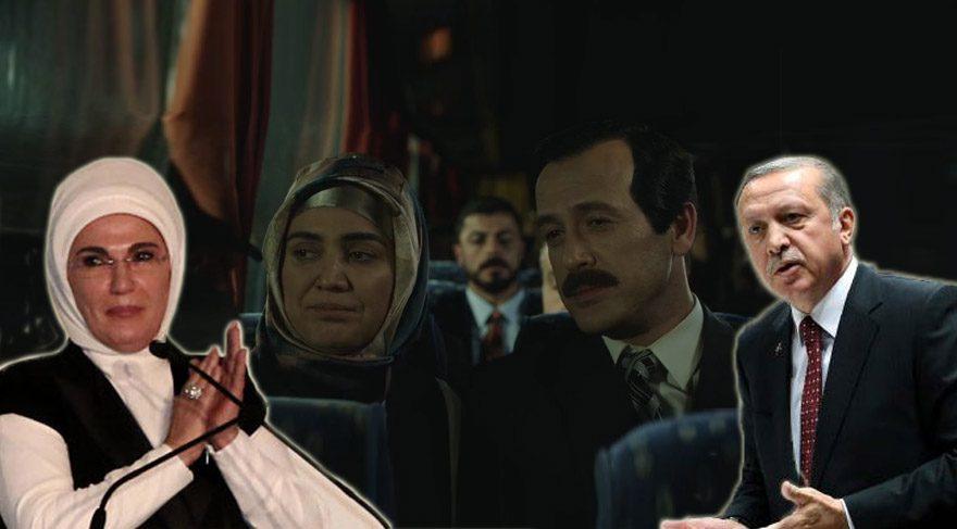 'Reis'te Emine Erdoğan'ı en sevdiği oyunculardan biri olan Özlem Balcı canlandıracak