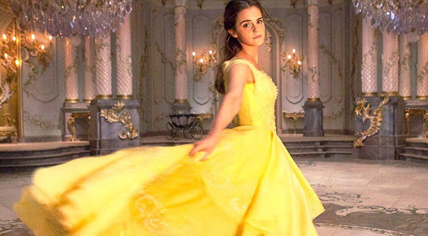 Emma Watson'lı Güzel ve Çirkin fragmanı yayınlandı