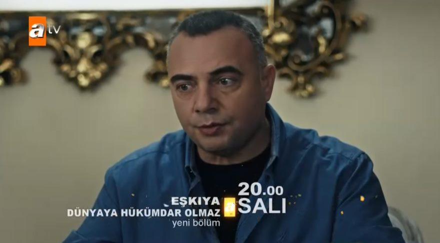 """Eşkıya Dünyaya Hükümdar Olmaz 49. yeni bölüm fragmanı: """"Enver, Özkan, Özer diyorum… Susuyorum, bekliyorum!"""""""