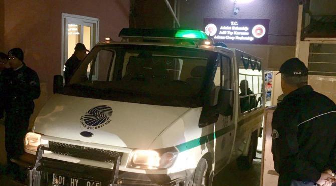 Adana'da kız öğrenci yurdunda yangın: 12 ölü, 22 yaralı (5)
