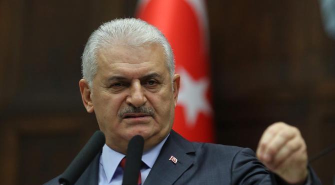 Başbakan'dan 'anayasa değişikliği' açıklaması: Meclis Başkanlığı'mıza AK Parti grubunun teklifi olarak sunacağız