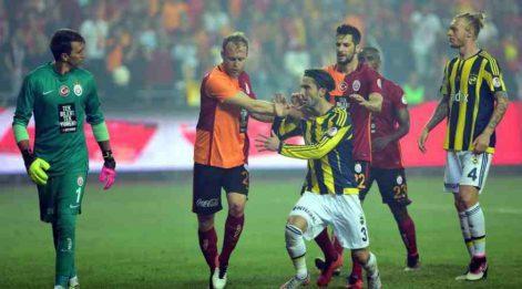Fenerbahçe Galatasaray maçı canlı izle: Lig TV izle