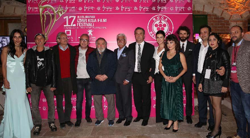 17. İzmir Kısa Film Festivali'ne görkemli gala