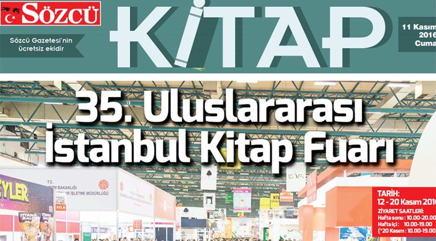 35. Uluslararası İstanbul Kitap Fuarı kapılarını açıyor