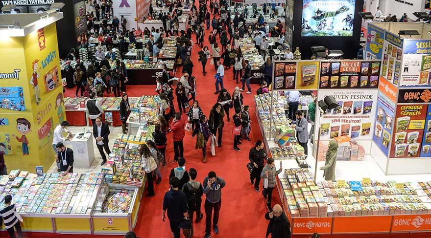 35.Uluslararası İstanbul Kitap Fuarı Açıldı