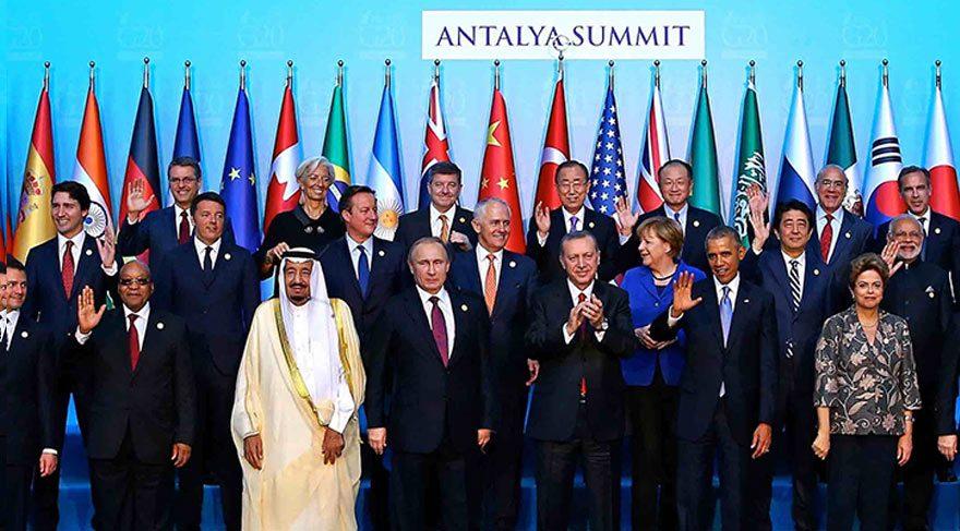 Obama'yı, Putin'i, Kralı 563 milyona ağırlamışız