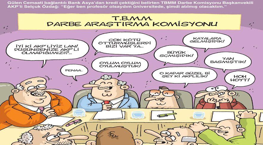 Gırgır'ın kapağında bu hafta darbe komisyonu var