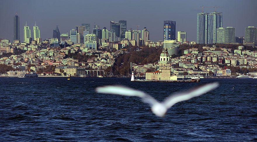İşte İstanbul'un en yüksek 20 binası