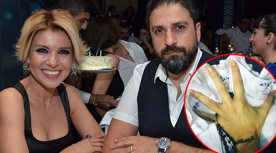 Erhan Çelik, Gülben Ergen'e boşanma davası açtı