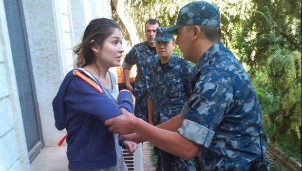 Eylül 2014'te Gülnara'nın ev hapsinden ilk fotoğrafları yayınlanmıştı.