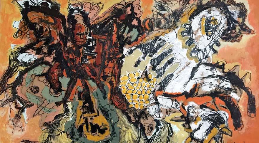 'Hacimsiz Seyir' Versus Art Project'te
