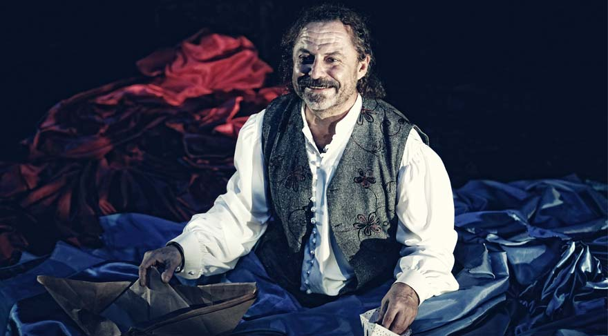 Hamlet, Üsküdar Tekel Sahnesi'nde