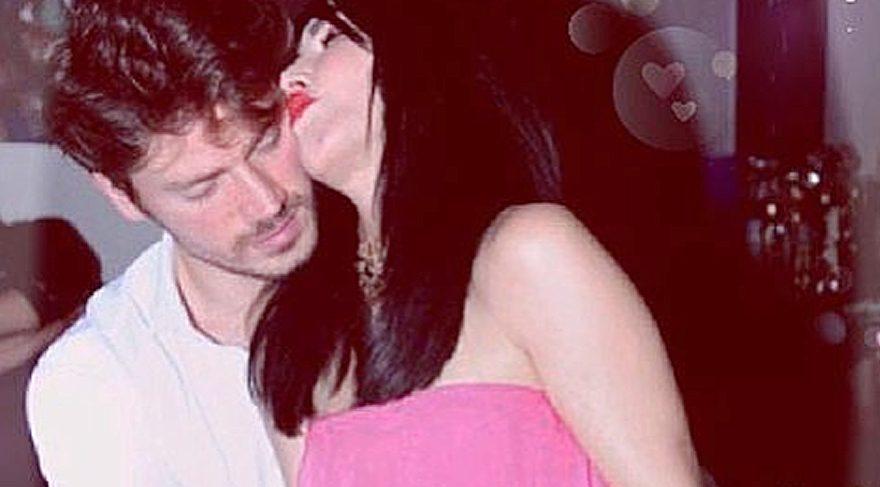 Hande Yener nişan sonrası çekilmiş karesini paylaştı