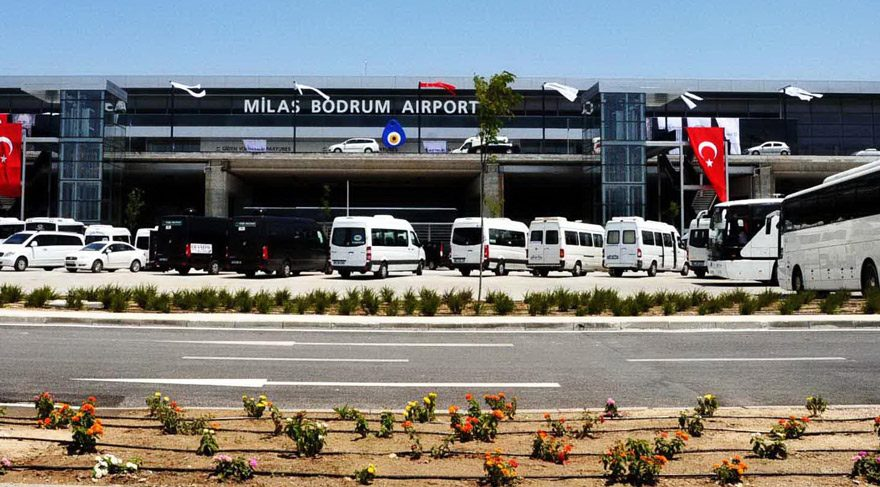 Bodrum-Milas Havalimanı dış hatlar terminali kapatıldı