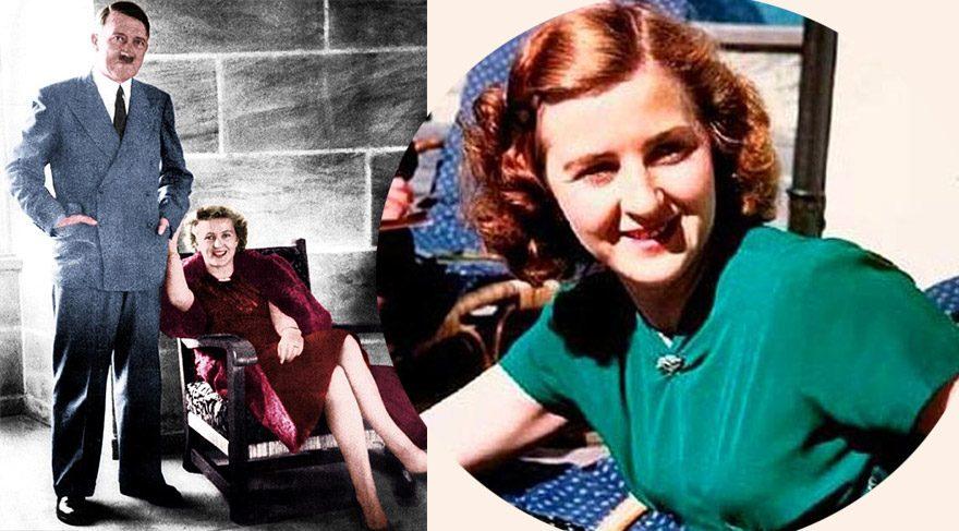 Hitler'in karısı Eva Braun'un çıplak fotoğrafları bulundu