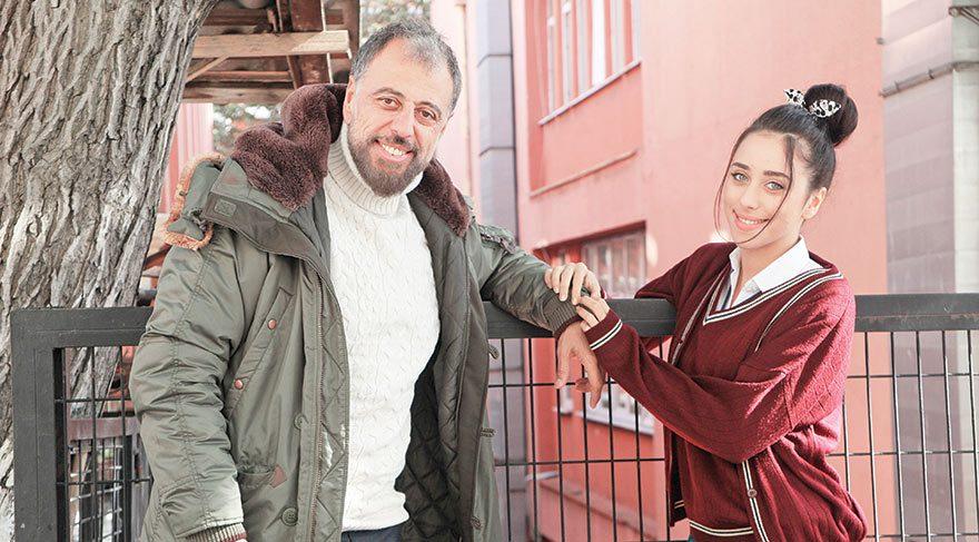 Hamdi Alkan ve aynı projede birlikte yer aldığı kızı Zeynep Alkan Şık'a konuştu