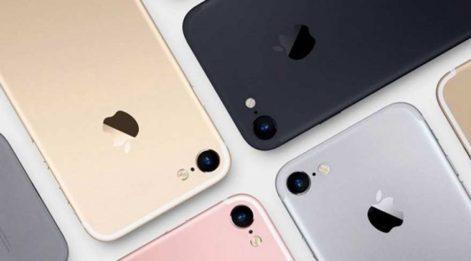 iPhone 7'ye yeni renk seçeneği