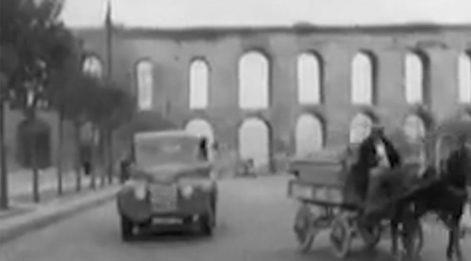İstanbul'un 1959 yılında çekilmiş görüntüleri ortaya çıktı!