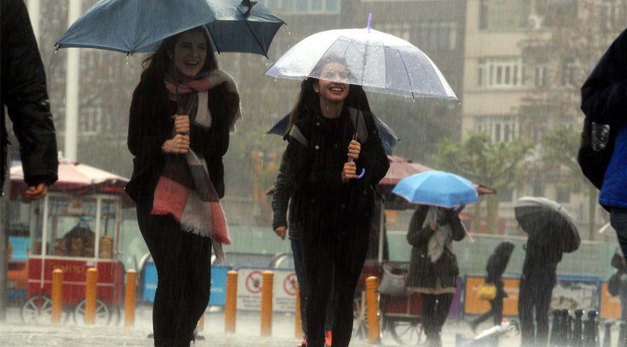 Hava durumu 25 Şubat: İstanbul güneşe hasret kalacak!