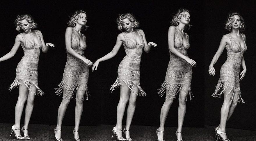 Jennifer Lawrence'tan samimi itiraflar