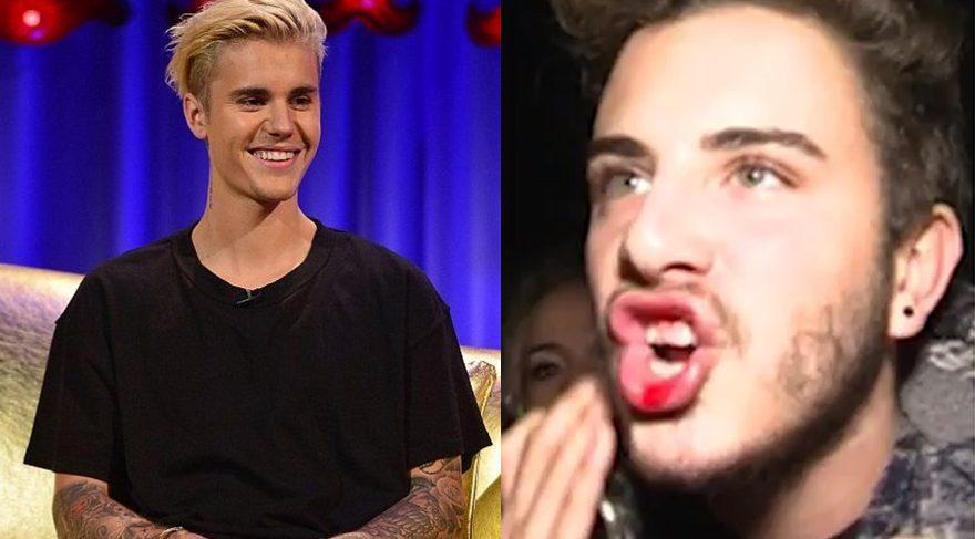 Justin Bieber hayranını yumrukladı