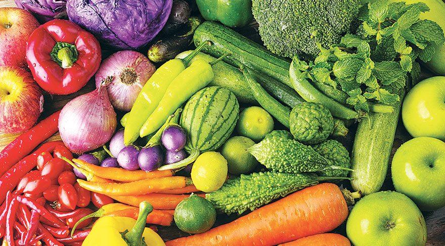 Sağlıklı yaşamın sırrı: Bitkisel besinler