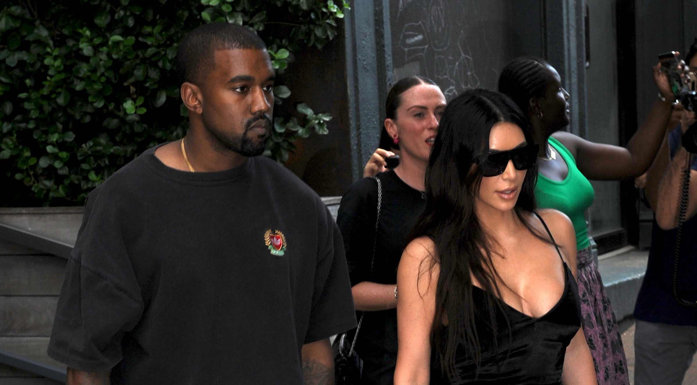 Kanye West kelepçelenip hastaneye kaldırıldı
