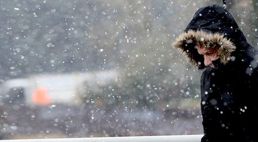 Son dakika… Meteoroloji'den yoğun kar yağışı uyarısı