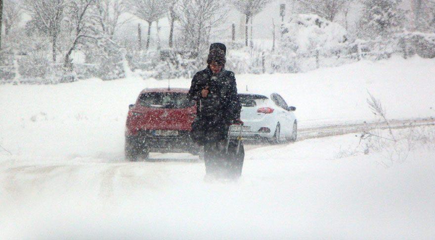 Hafta sonu hava nasıl olacak? Kar tatili olan şehirler hangileri?