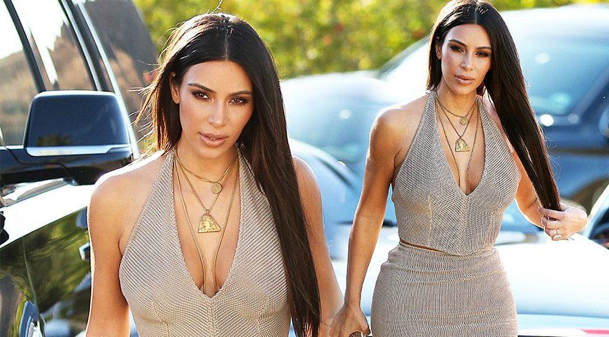 Kim Kardashian annesinin evine taşındı