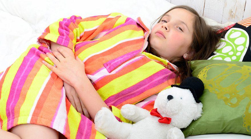 Çocuklarda karın ağrısı ne anlama gelir?