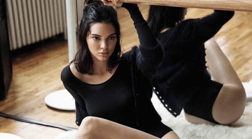 Kendall Jenner'e hayranından lüks hediye