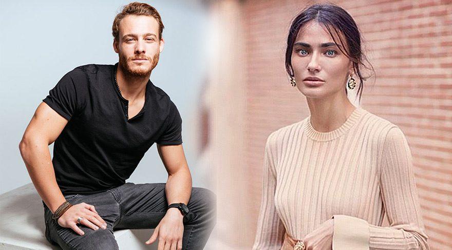 Kerem Bürsin'in Bu Şehir Arkandan Gelecek dizisindeki partneri Saadet Işıl Aksoy olmayacak