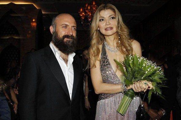Gülnara Kerimova'nın 2012 yılında Özbekistan'da verdiği bir davete ünlü oyuncu Halit Ergenç de katılmıştı.