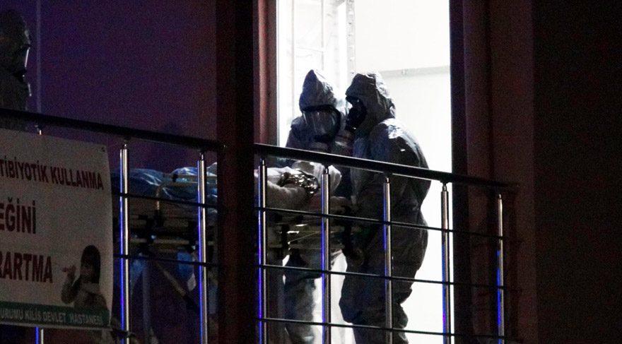 TSK'dan flaş açıklama: Kimyasal saldırı belirtisi var