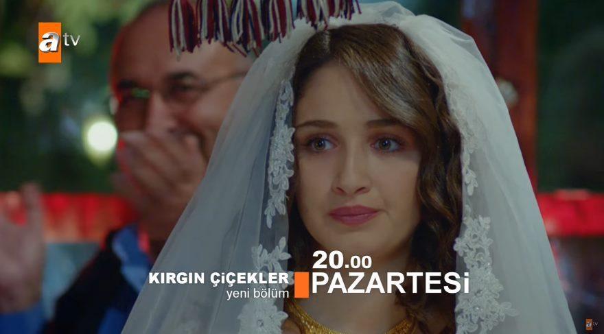 Kırgın Çiçekler 60. yeni bölüm fragmanı: Kızlar düğünde, Songül firarda!
