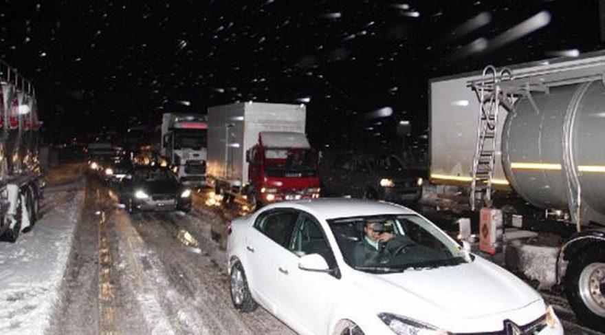 Kışın araç kullananlar neler yapmalı? Bulundurulması gereken malzemeler