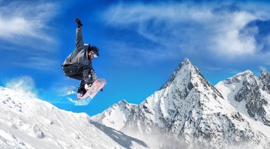Kış sporu tutkunları için Türkiye rehberi