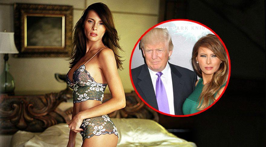 ABD'nin yeni First Lady'si Melania Trump